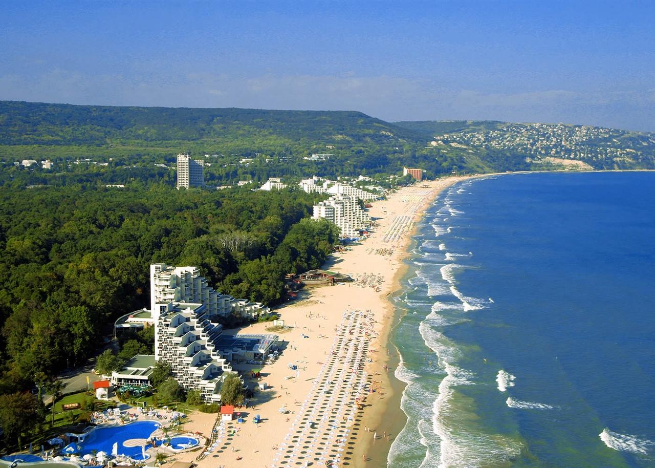 Лучшие курорты Болгарии.