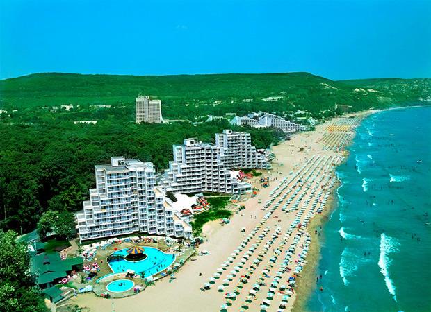 "Курорт в Болгарии ""Албена"""