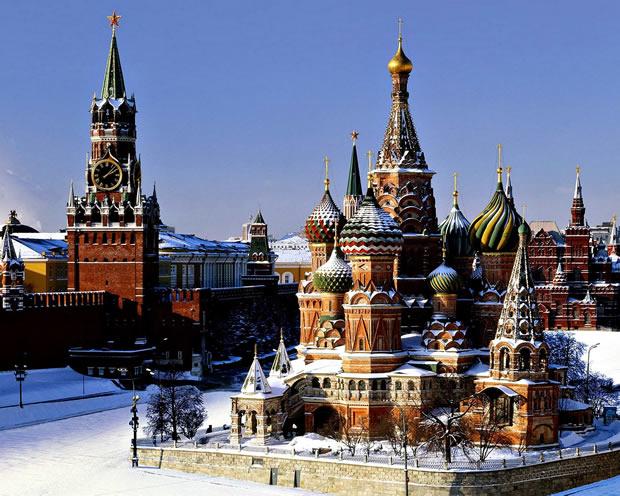 Россия. Москва. Красная площадь.