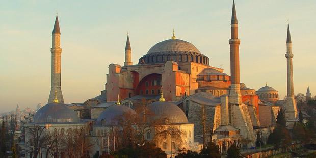 Айя София. Стамбул. Турция
