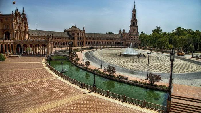 Испания-Севилья