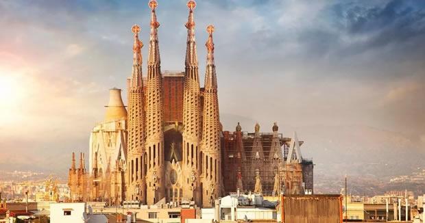 Собор Саграда Фамилия (Барселона)